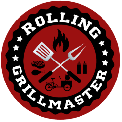 Rolling Grillmaster BBQ-Bakfiets